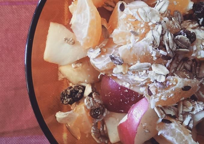 Fruit Breakfast Bowl