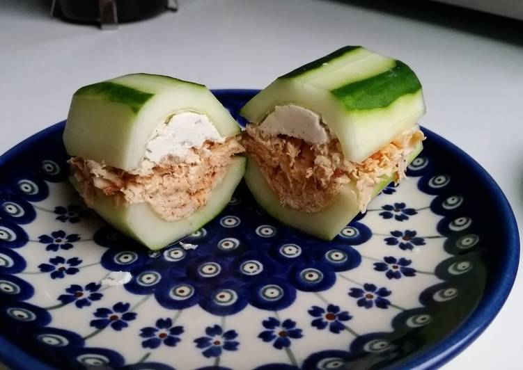 Keto Friendly Sandwich