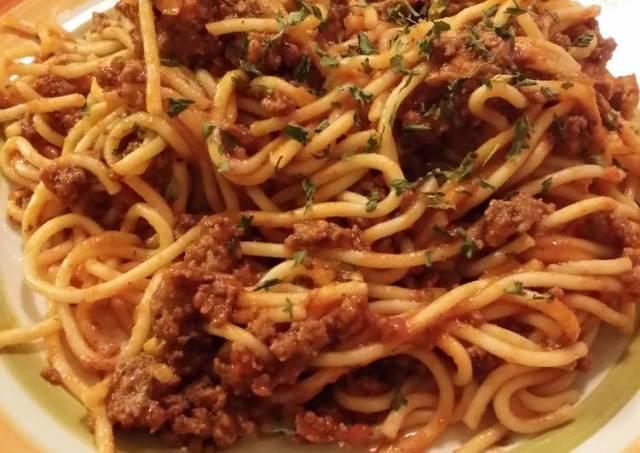 Special Spaghetti 🍝