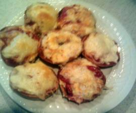 Recipe: Appetizing mini Bagel Bites