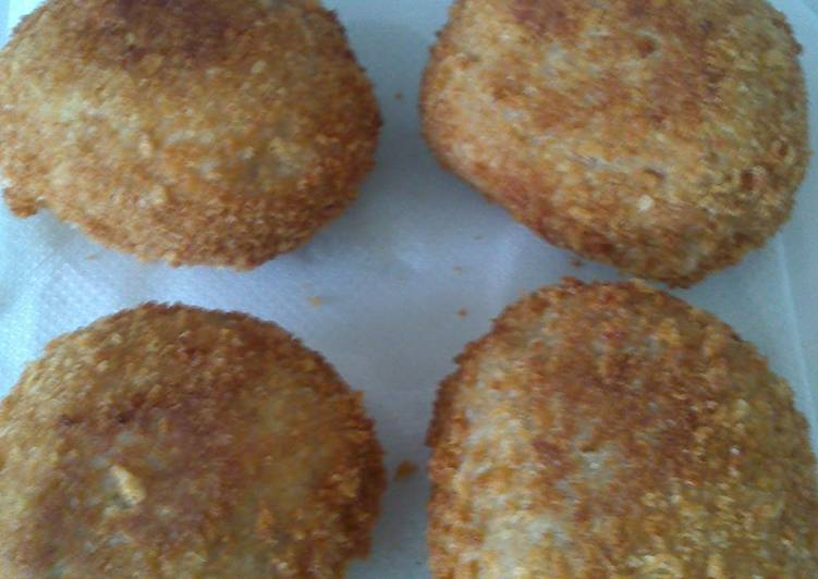 Sam's scotch eggs