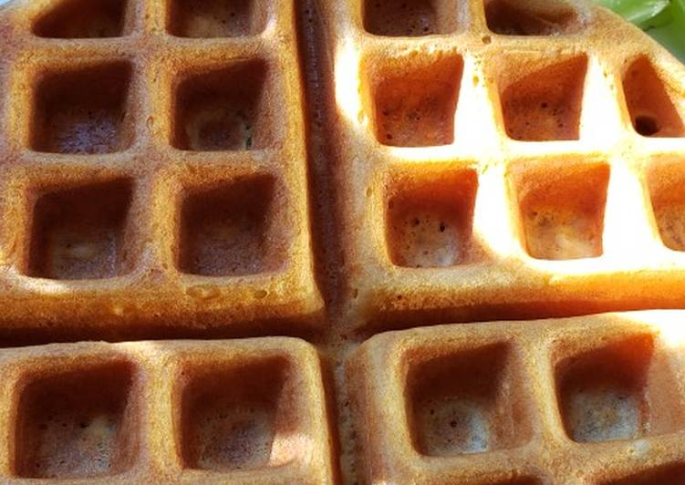 The BEST waffles EVERRRRRR