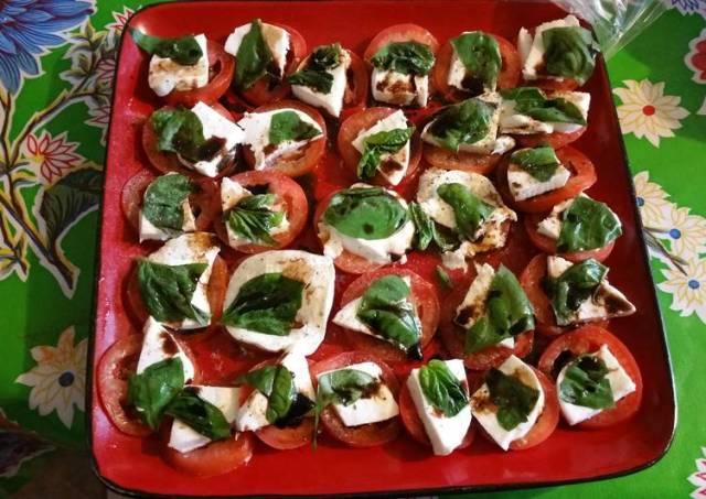Anna's Caprese Salad