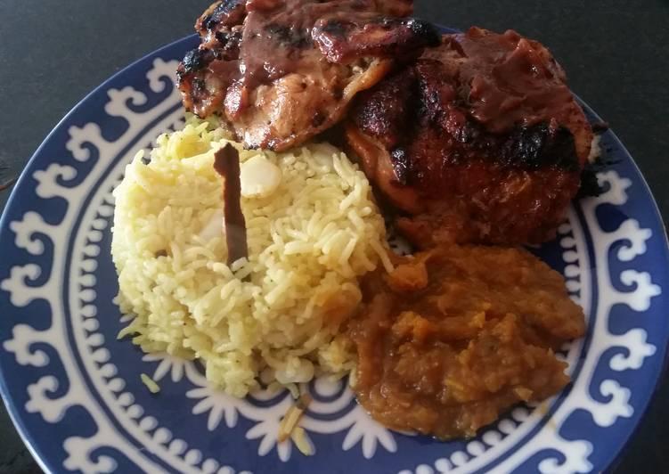 Indian BBQ Chicken