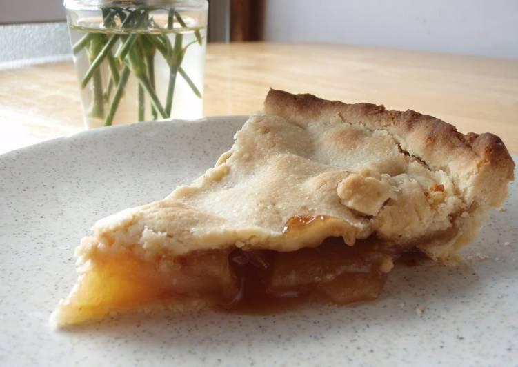 Super Easy Pie Crust
