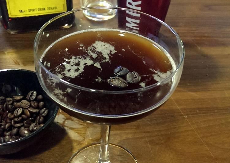 Sophie's Espresso Martini