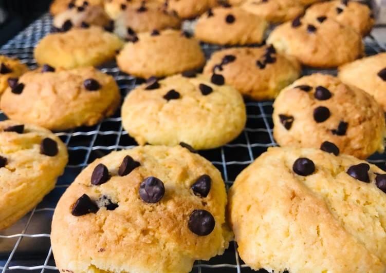 Coco chips 🍪 cookies renyah