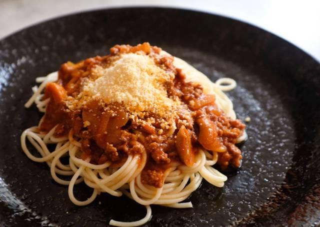 Spaghetti Bologna