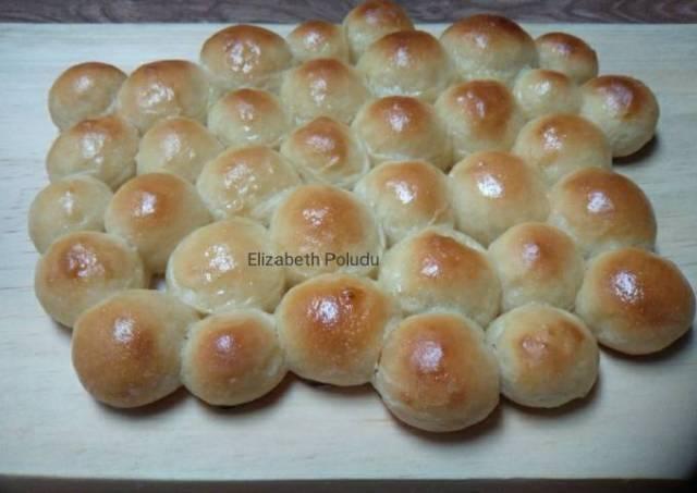 Resep Bubble Bread tanpa ulen