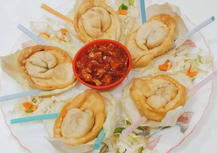 Chinese wonton