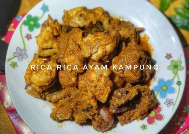 Rica Rica Ayam Kampung