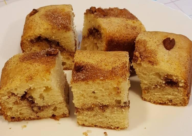 Hot Cinnamon Cake