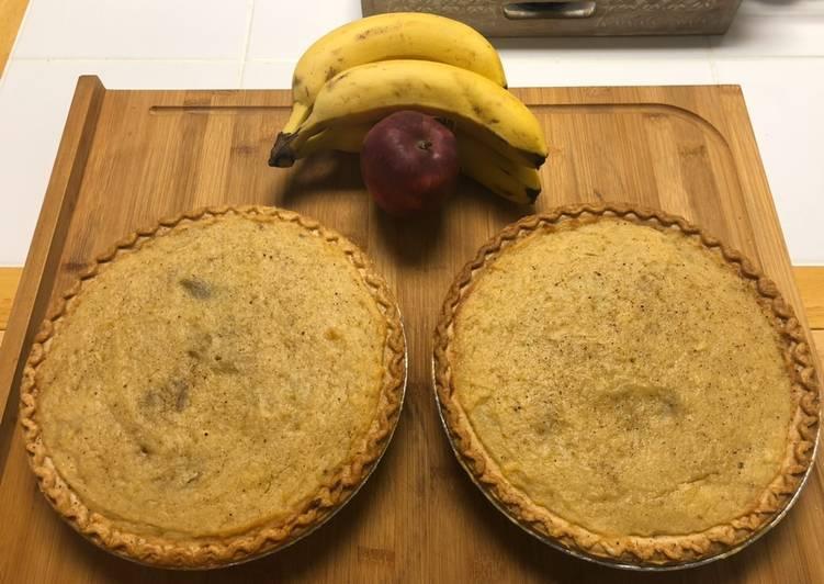 Sweet Potato Pie (さつまいも🍠)