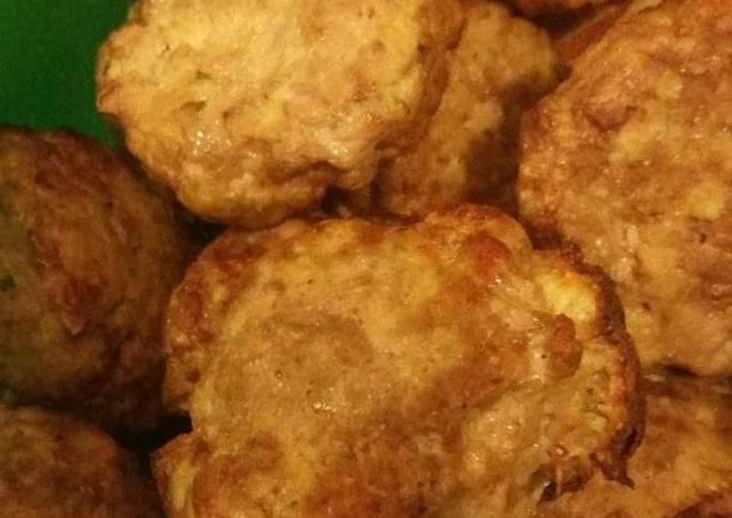 Nana's Italian Meatballs