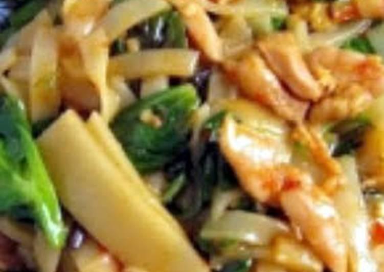 fire noodles