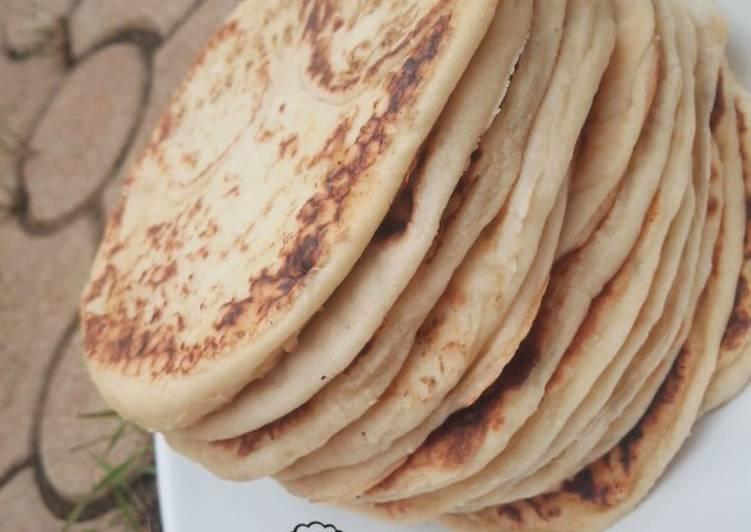 Indian Soft Roti