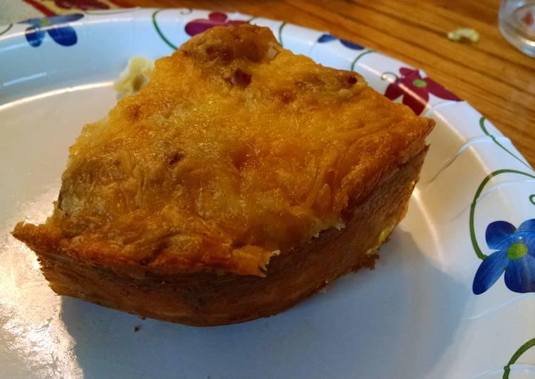 Christmas morning breakfast bake