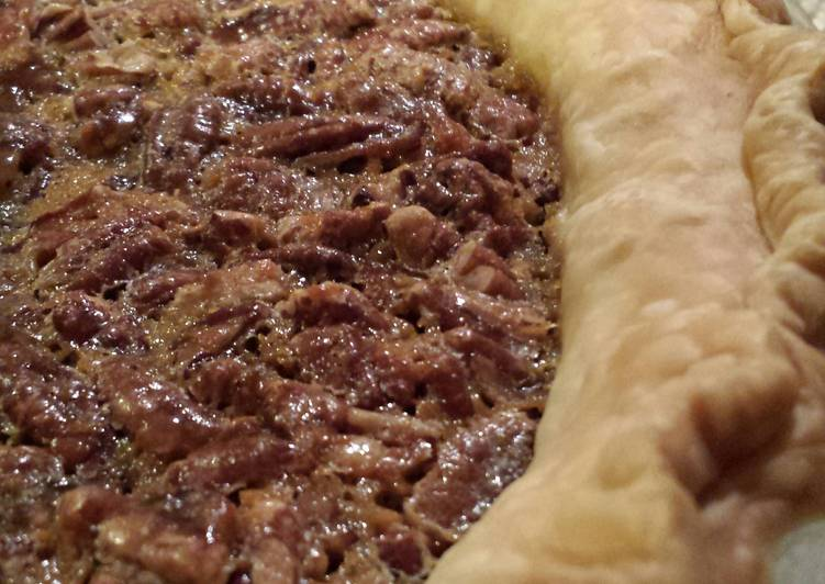 Charlie's Wicked Pecan Pie