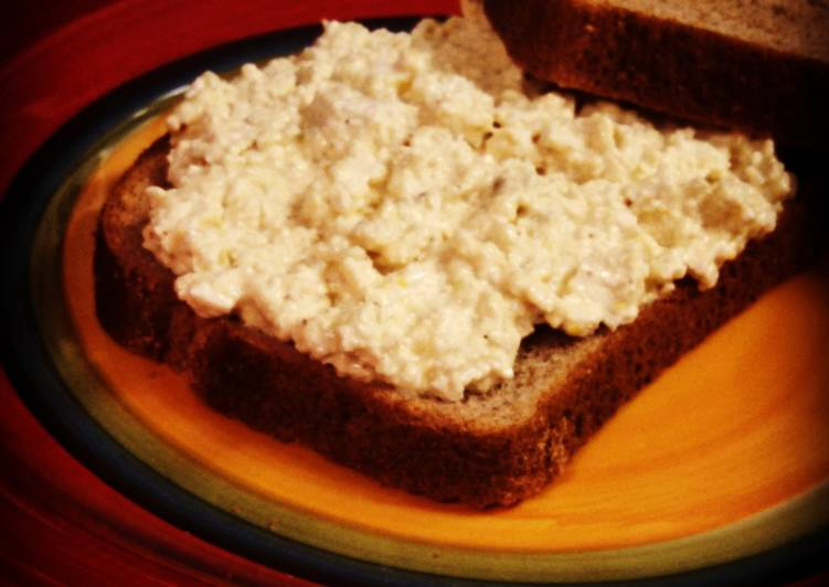Lilhpster's Vegan Egg Salad