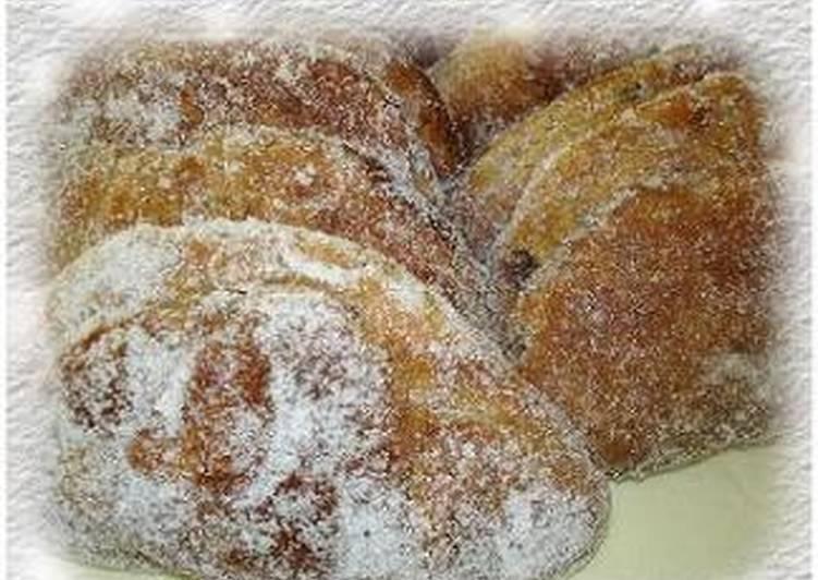 Delicious Baker's Stollen