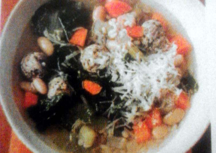 Meatball & Barley Soup FC