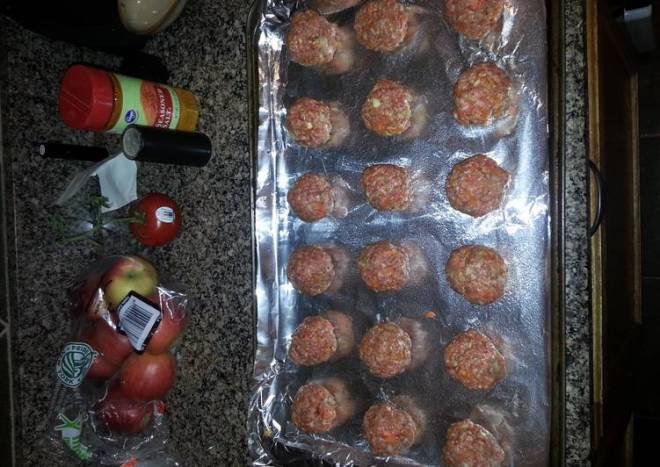 Kandell's Best meatball mix
