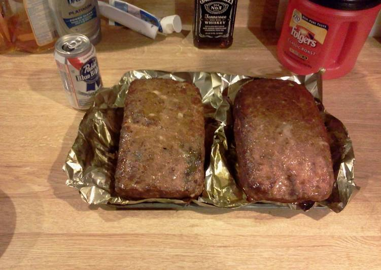 Smoked Hamloaf