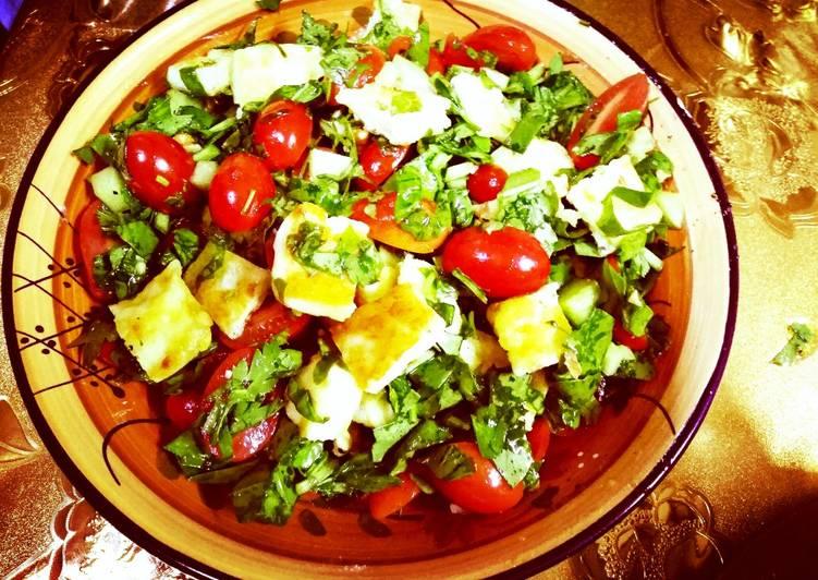 Zezag Salad