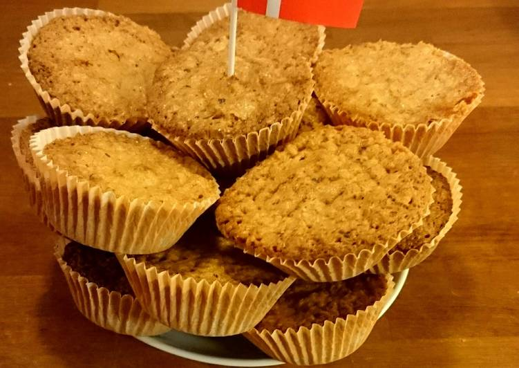 Quick and Easy Coconut Cup Cakes
