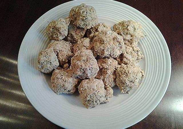 Basic Tender, Juicy Meatballs