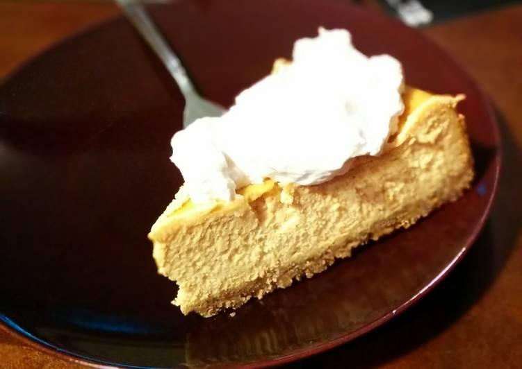Thanksgiving Pumpkin Cheesecake Spectacular