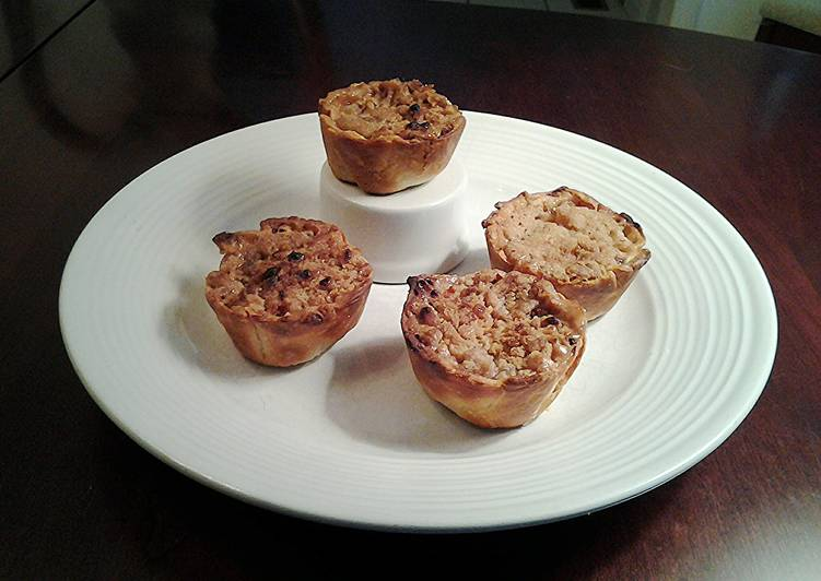 Apple Pies in Muffin/Cupcake Tins