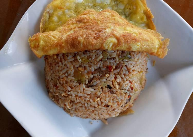 Nasi Goreng Sarden