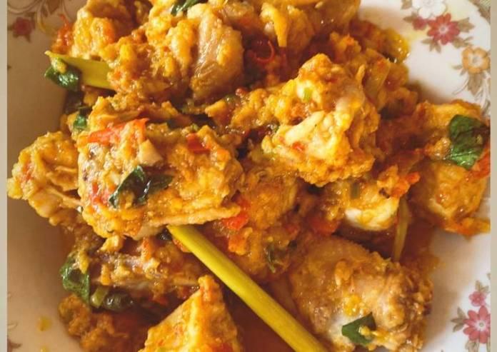 Simak Cara Membuat Ayam Rica Kemangi Yang Tradisional
