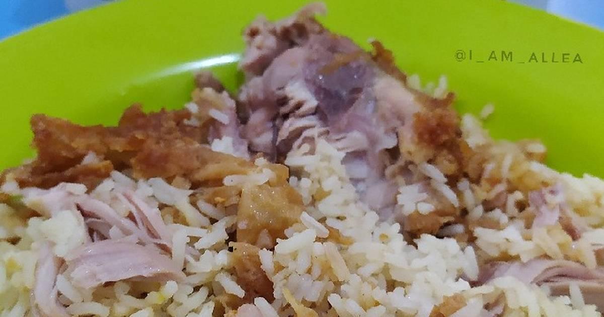 Resep Nasi Ayam Kfc Oleh I Amallea Cookpad