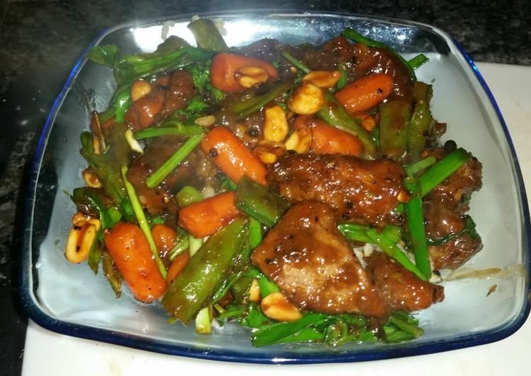 Kung Pao Beef