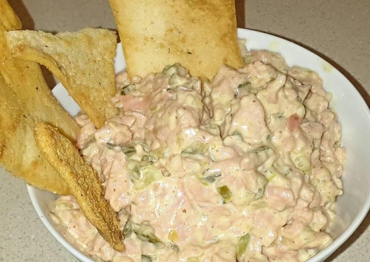 """Hoosier """"Ham Salad"""""""