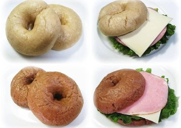 Rice Flour Bagels!!
