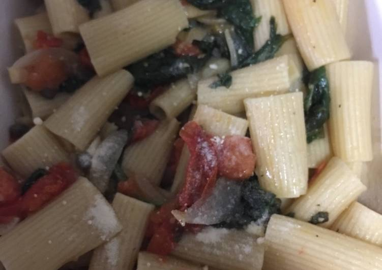 Oh so easy pasta
