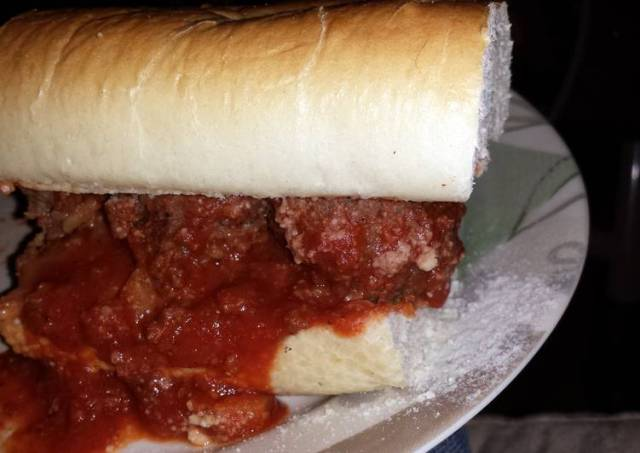 L&T's Meatball Subs