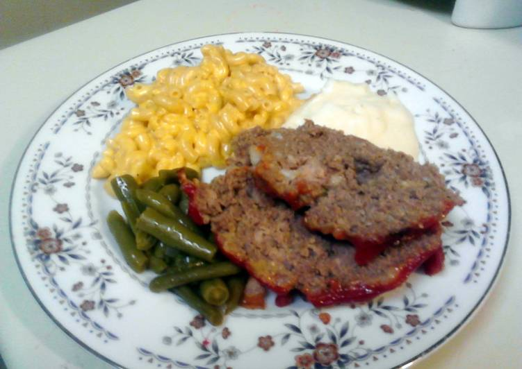 Nickie's Famous Meatloaf