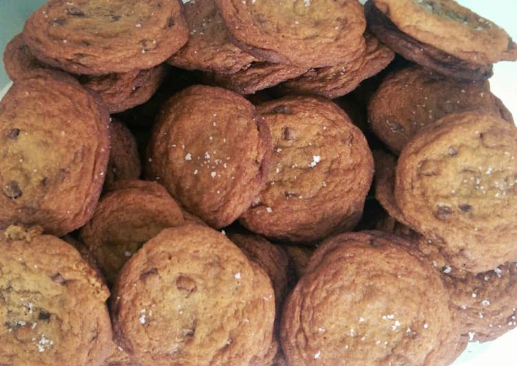 Toll House Chocolate Chip Cookies, International Version