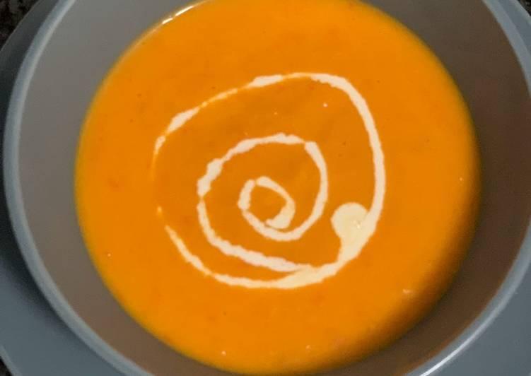 Very Easy Butternut Soup