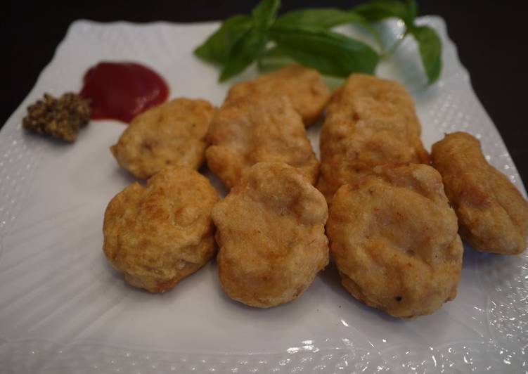 Easy! Economic! Homemade Chicken Nuggets