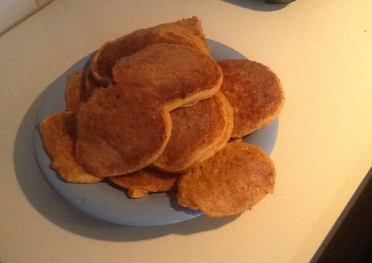 Fully Hacked - Pancakes (GF/High Fiber/Protein/No Eggs)