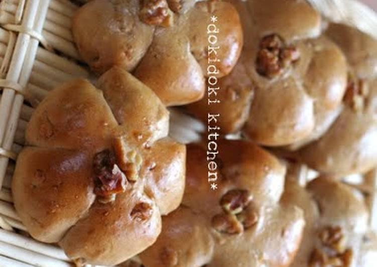 Soft and Sweet Walnut Bread