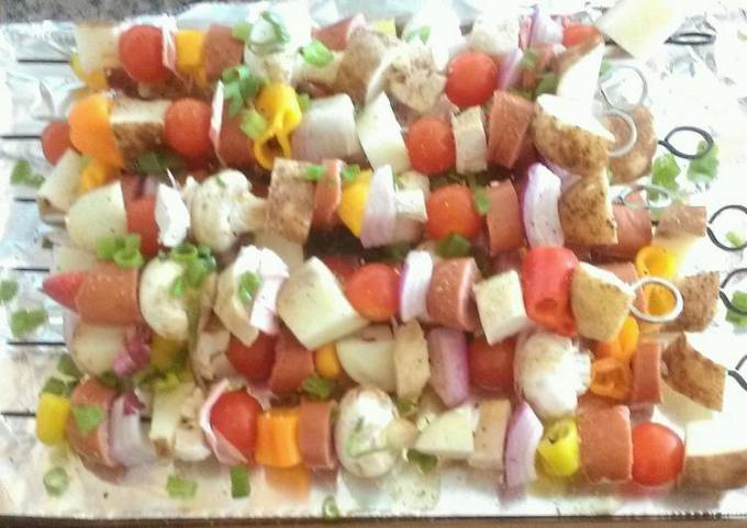 Mouth watering Kabobs!