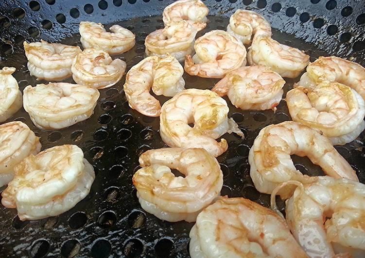 Asian Barbecued Shrimp