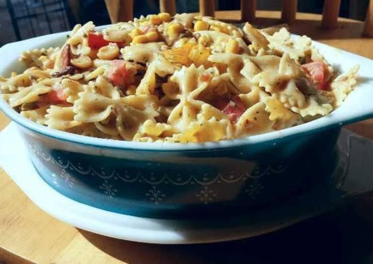 Mix Pasta Salad