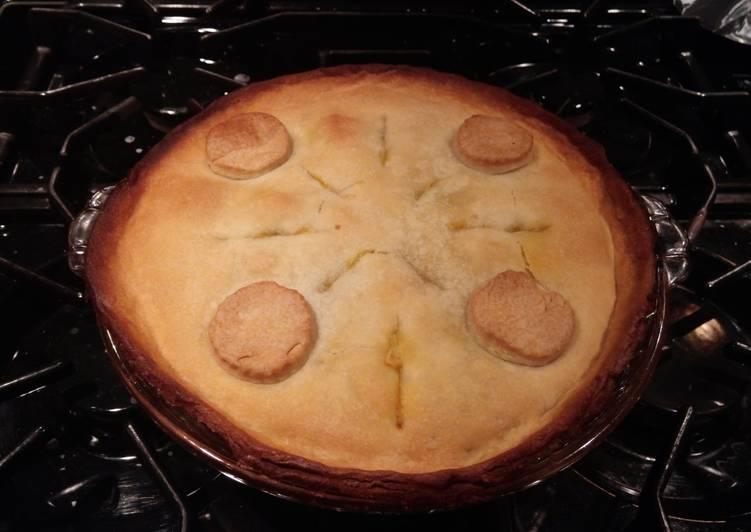 Truly Easy Turkey Pot Pie